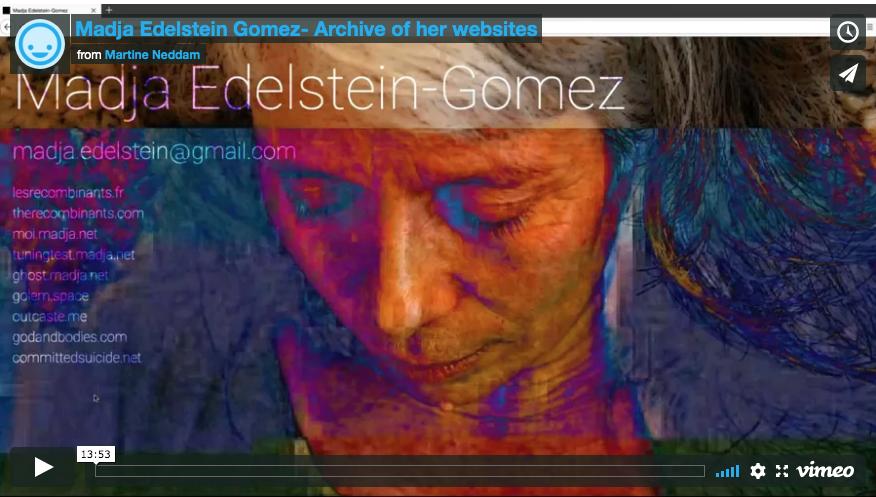 Madja Edelstein—Gomez