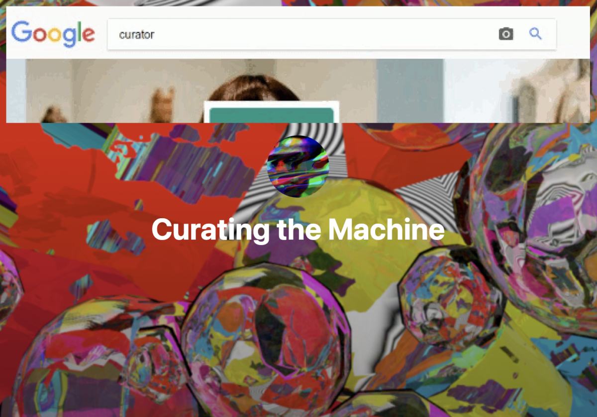 Curating the Machine